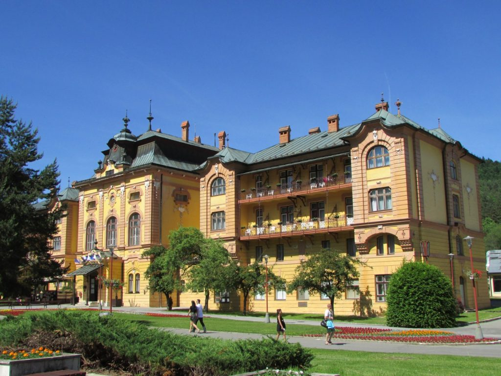 wellness pobyt na Slovensku
