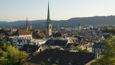 bohaté švajčiarsko