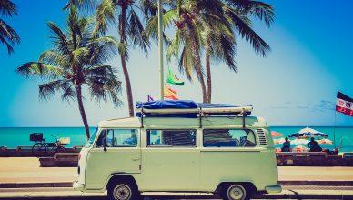 Autom na dovolenku