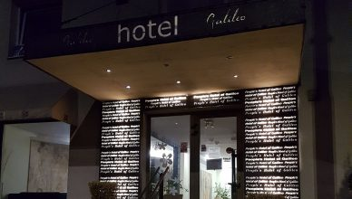 ubytovanie hotel galileo