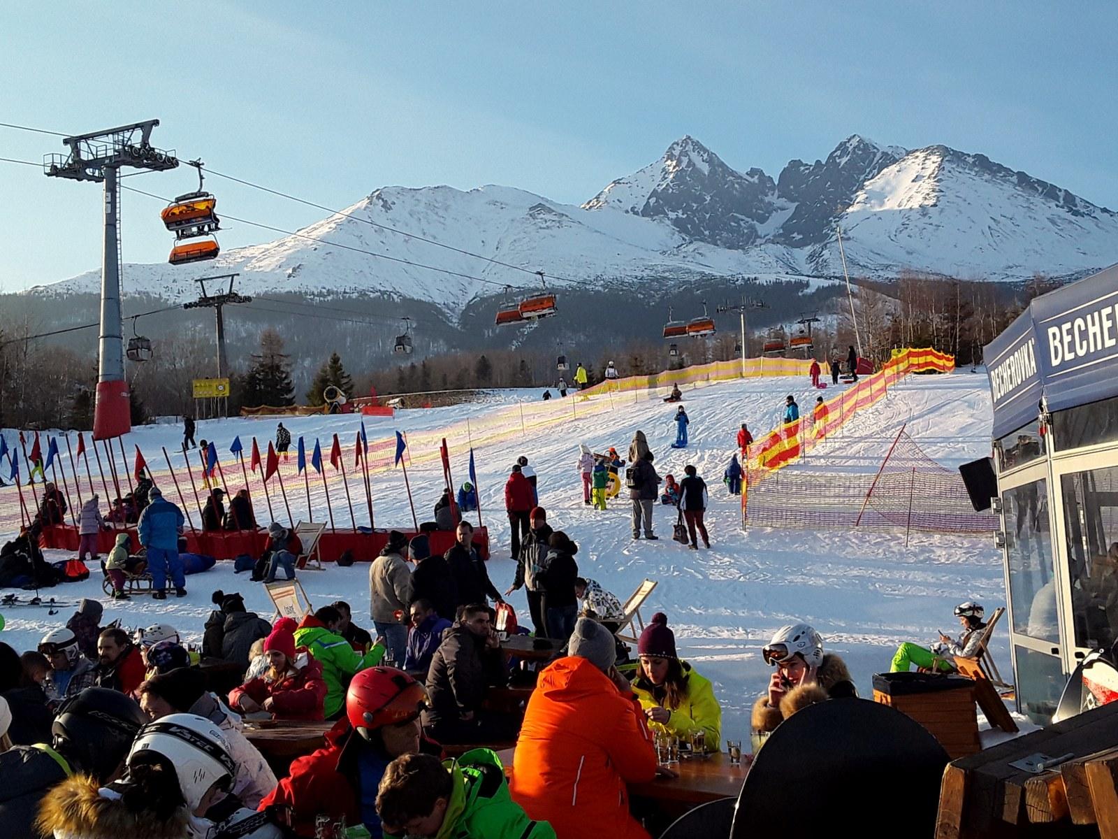 dobrá lyžovačka