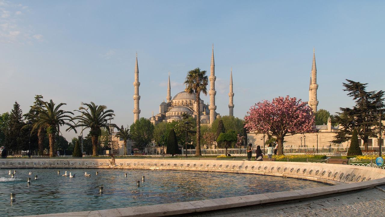 dovolenkovať v Turecku