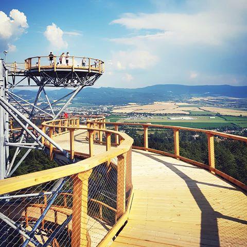 vyhliadkova veža v Bojiniciach